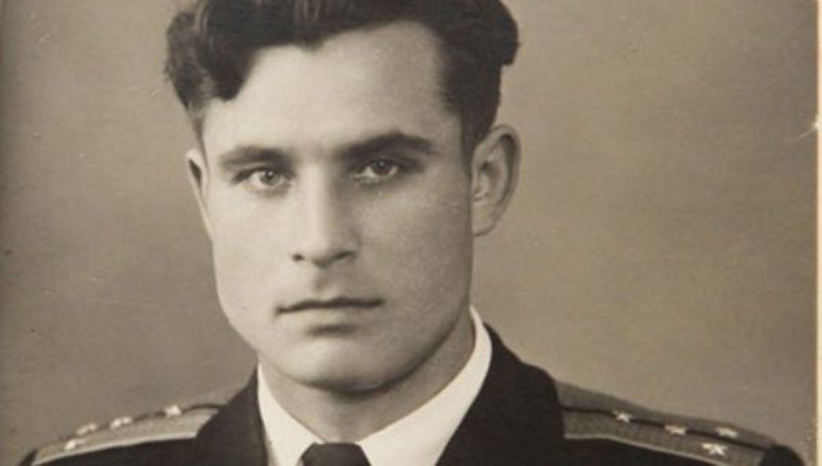 Young Stanislav Petrov