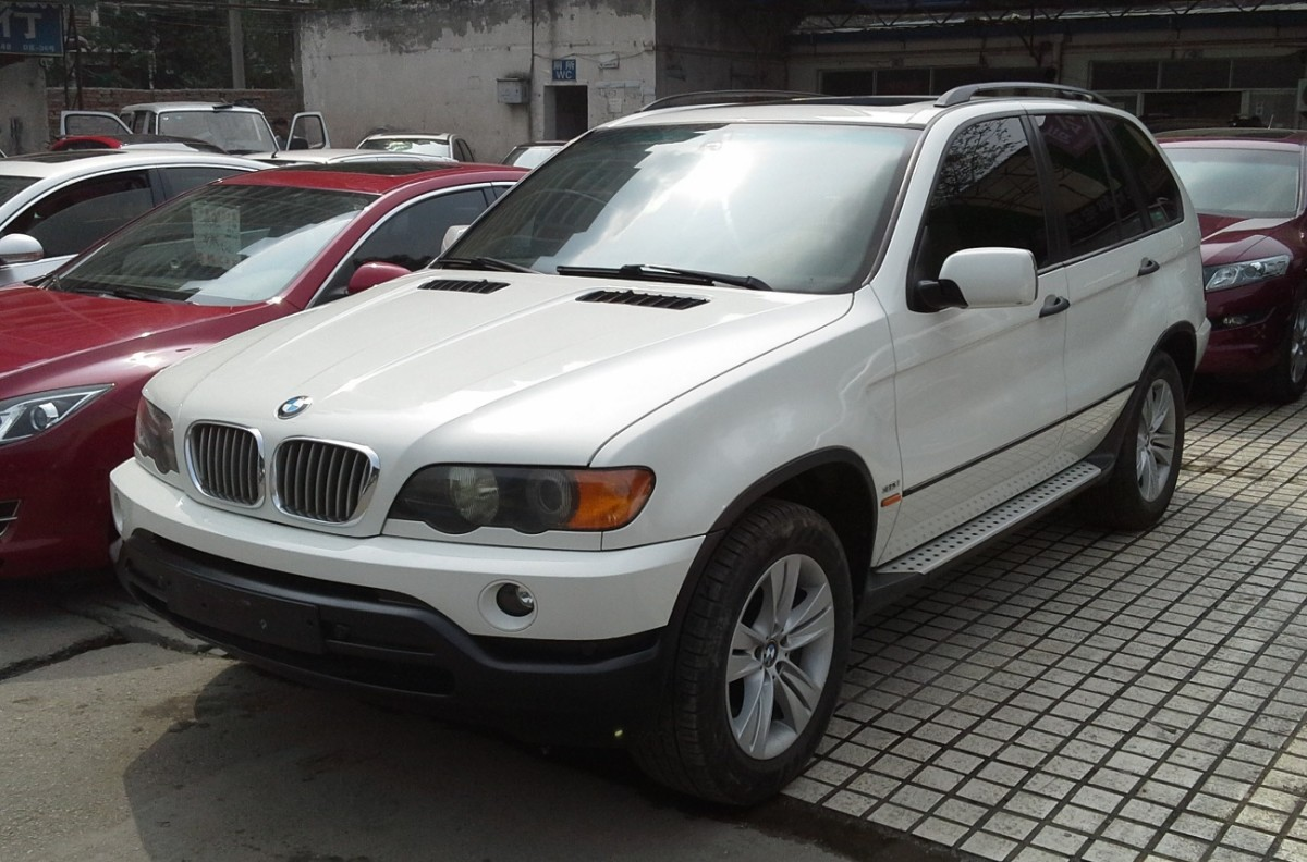 Seecond-hand BMW Car