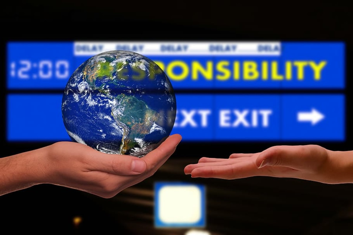 Should employers be responsible for keeping their workplaces environmentally sustainable?