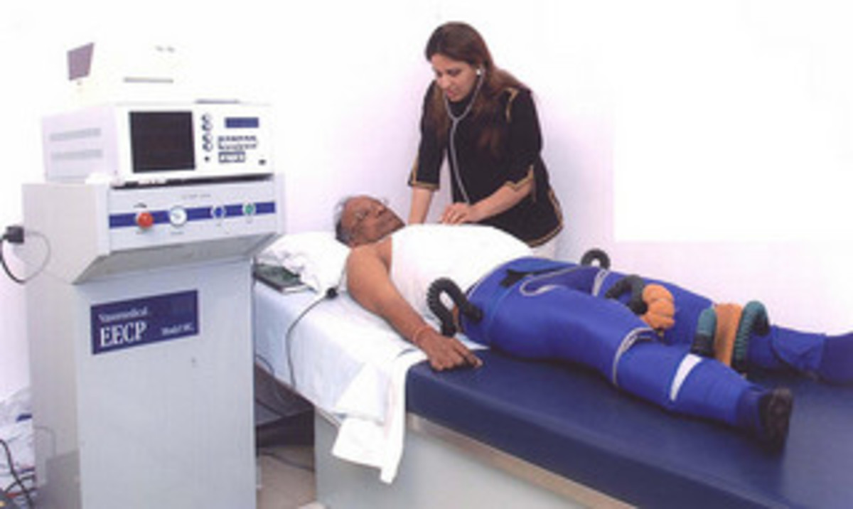 EECP therapy- a natural alternative to heart bypass surgery