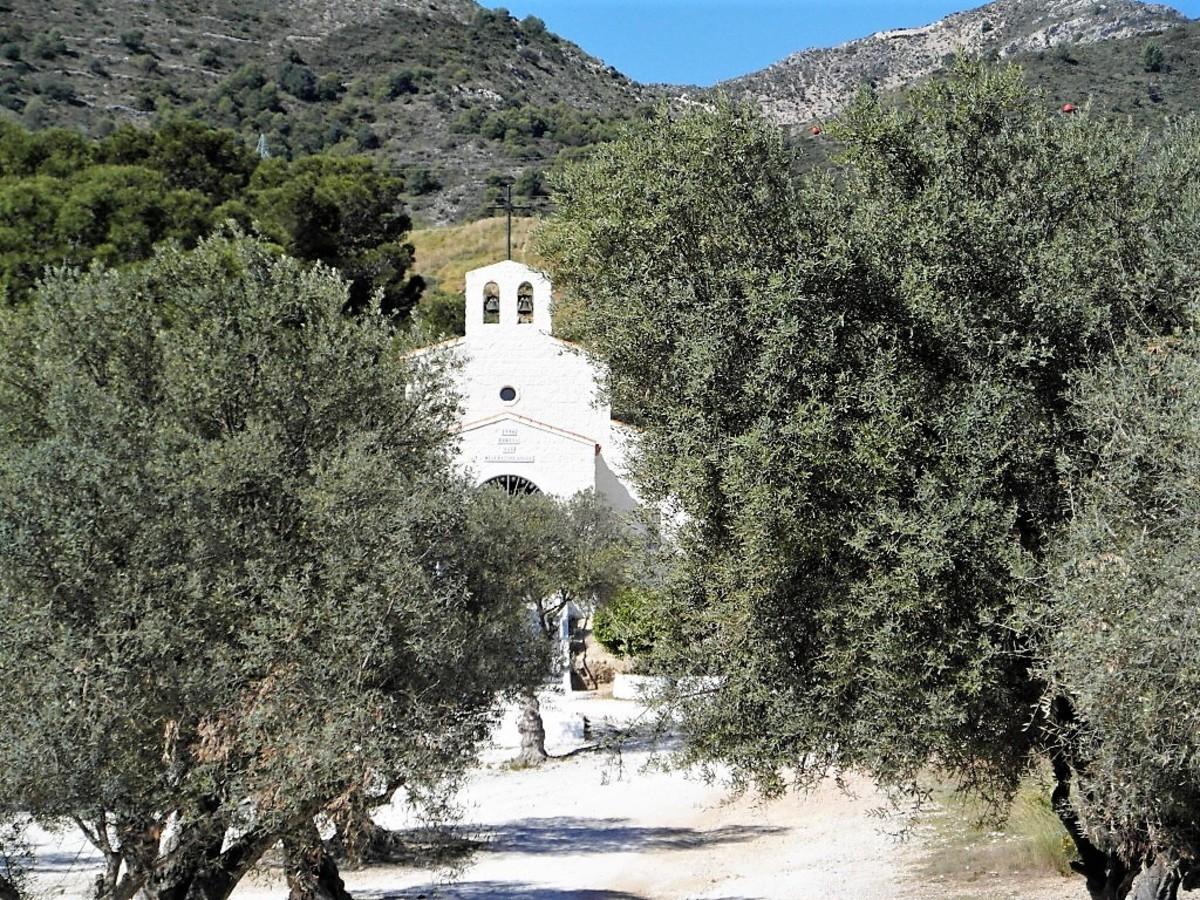 Ermita de San Miguel, Torremolinos.