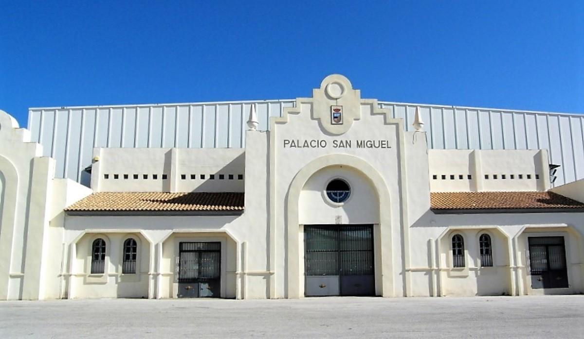 Palacio San Miguel, Torremolinos.