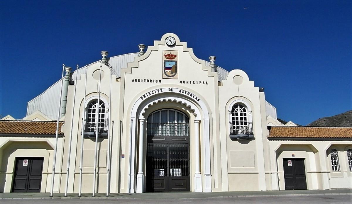 Auditorium Municipal, Torremolinos.