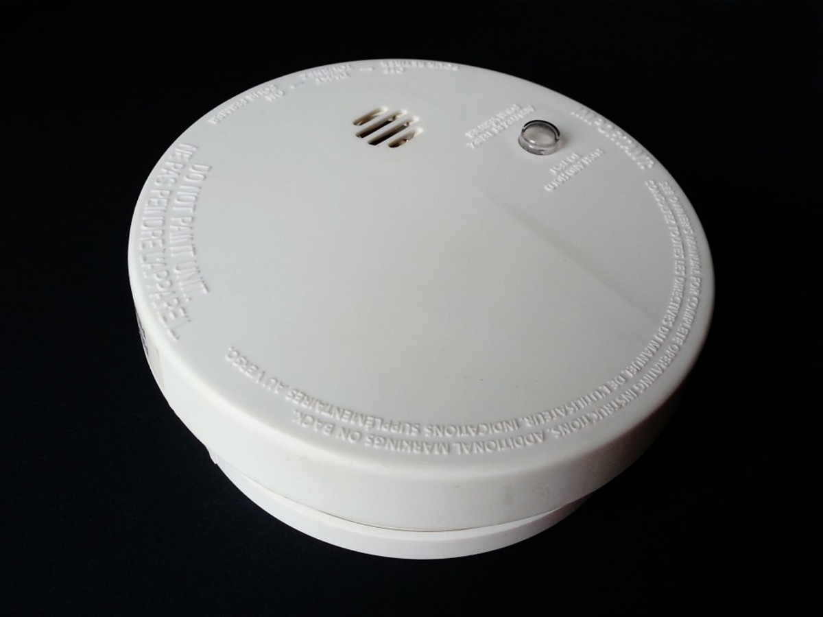 Every Smoke Detector Alarm Should Have an off Switch