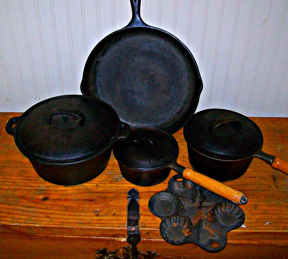 The Joy Of Cast Iron Cookware How To Season Rehabilitate