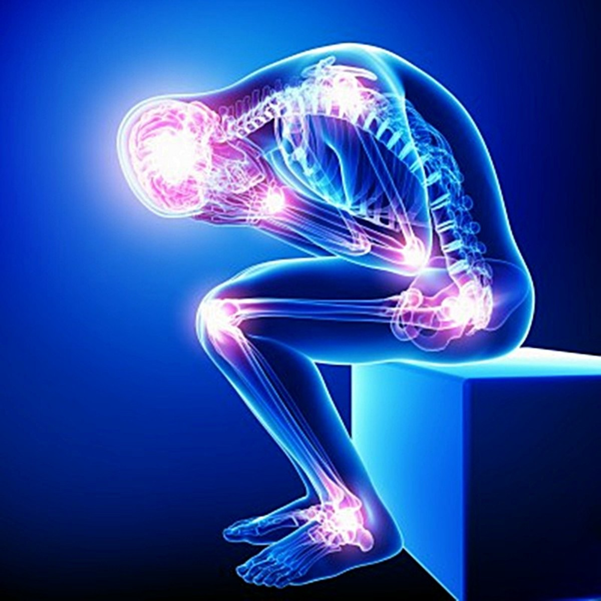 The pain of Osteoarthritis can strike in any joint. Find out about the efficacy of liquid supplements to relieve pain and inflammation.