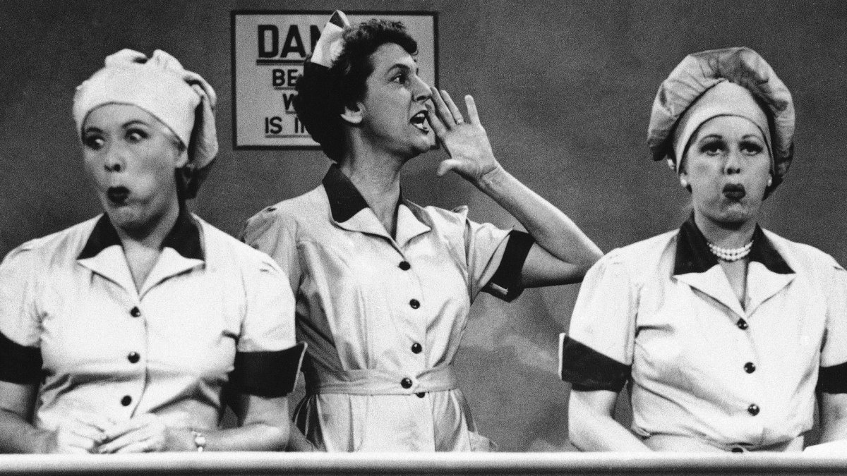 I actually love me some 'I Love Lucy' reruns. Please never stop airing them.
