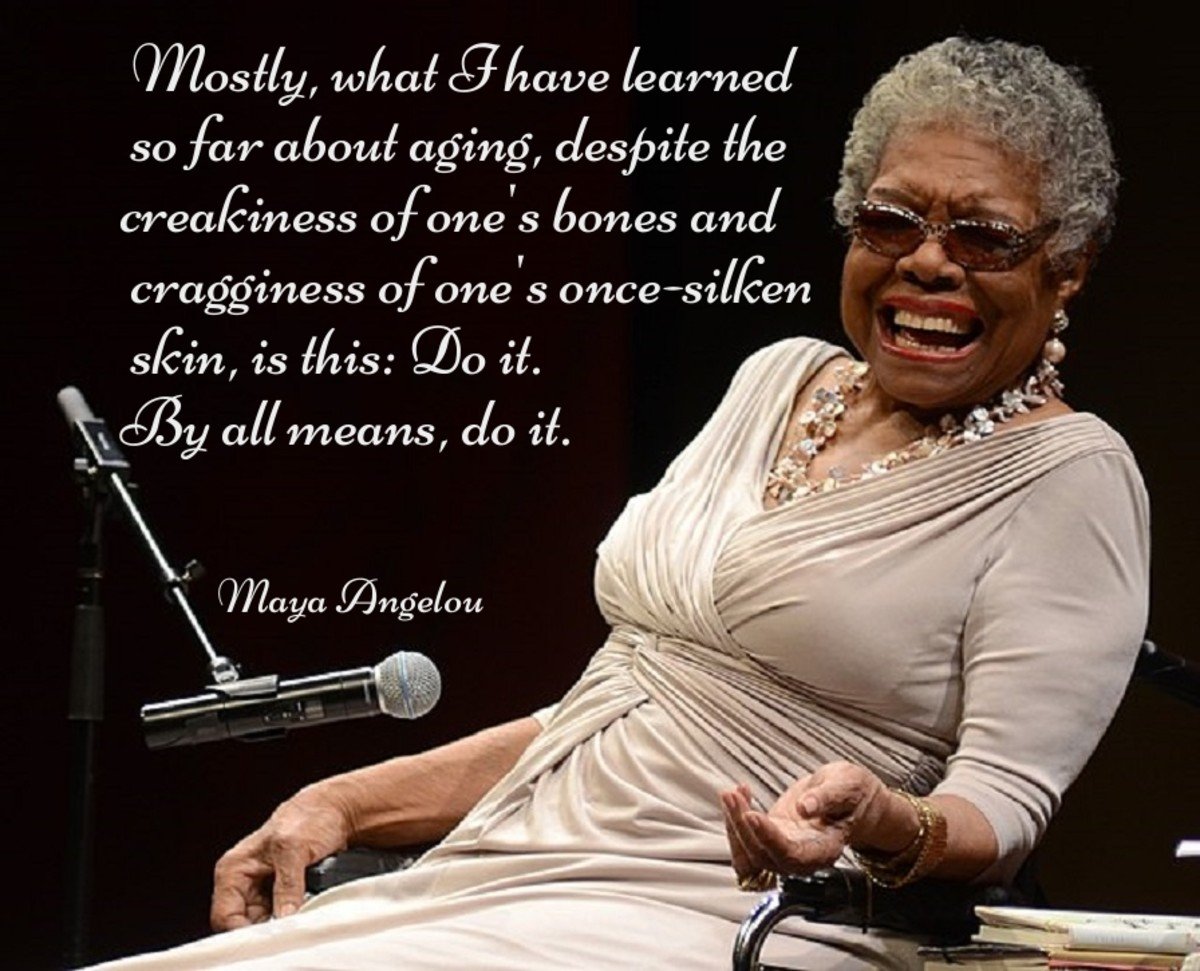 Maya Angelou, age 84, delivers address at Elon's University Fall Convocation.