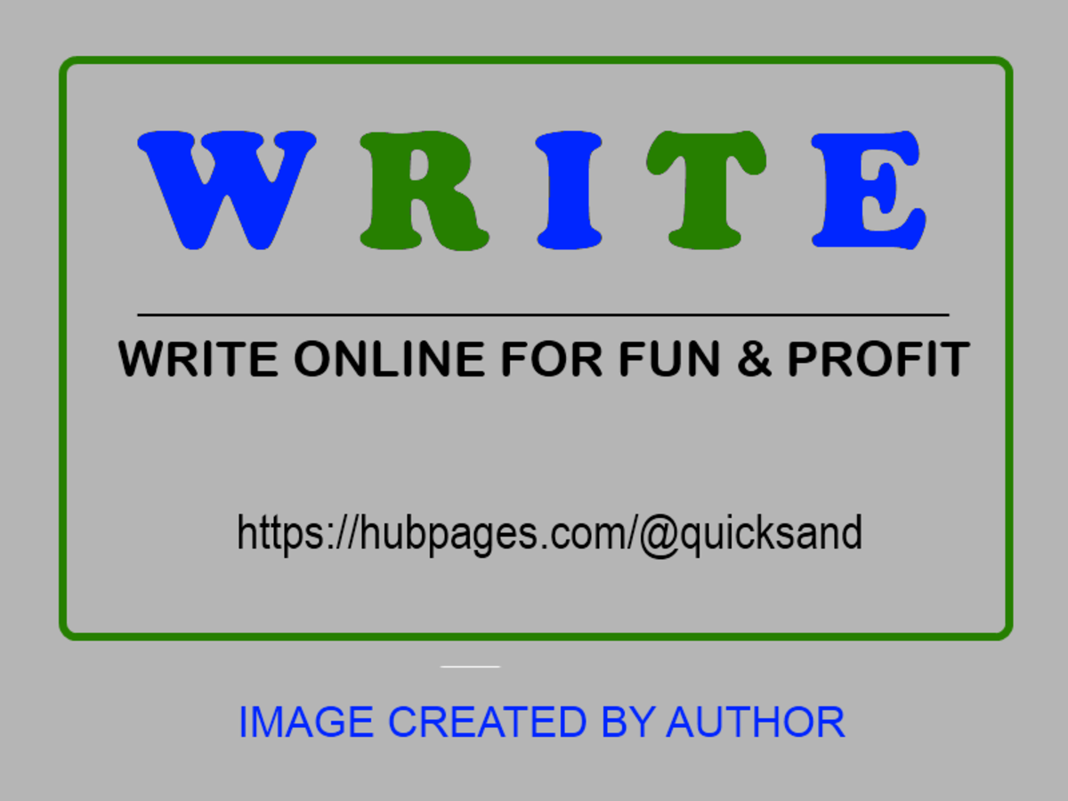 HubPages - Make Money Writing Articles