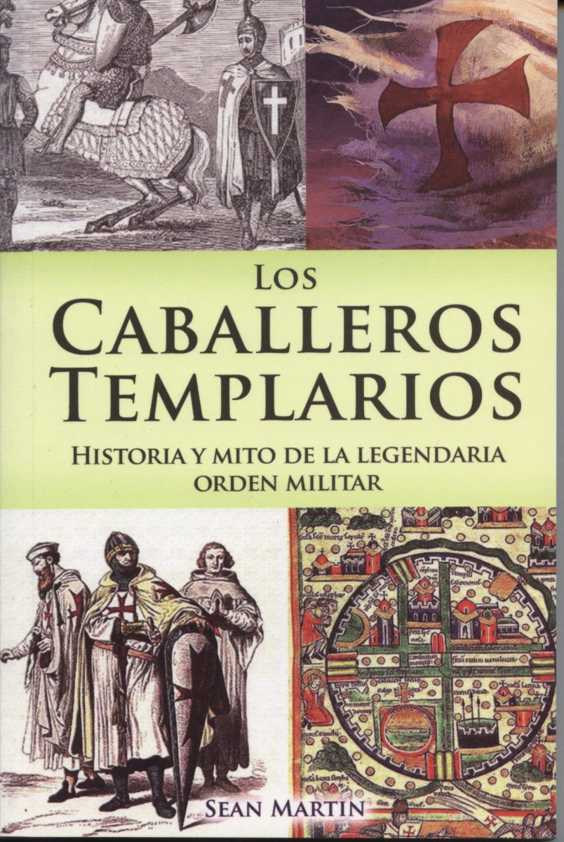 Book Cabelleros Templarios