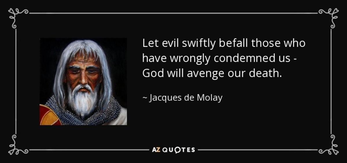 Jacques de Molay's Curse