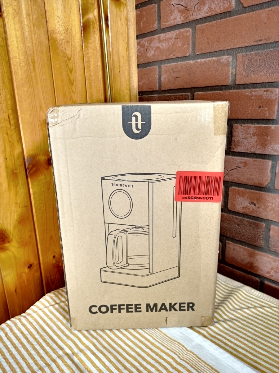 review-of-the-taotronics-coffee-maker