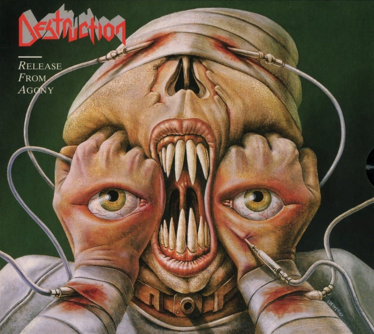 review-of-the-album-release-from-agony-by-germanys-thrash-metal-band-destruction