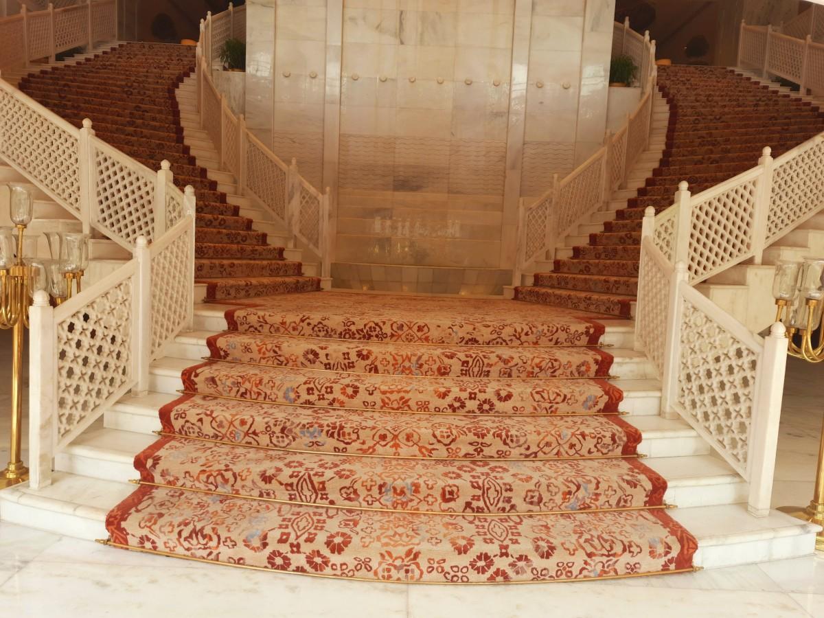 The Luxurious Taj Man Singh Hotel, Delhi—An Overview