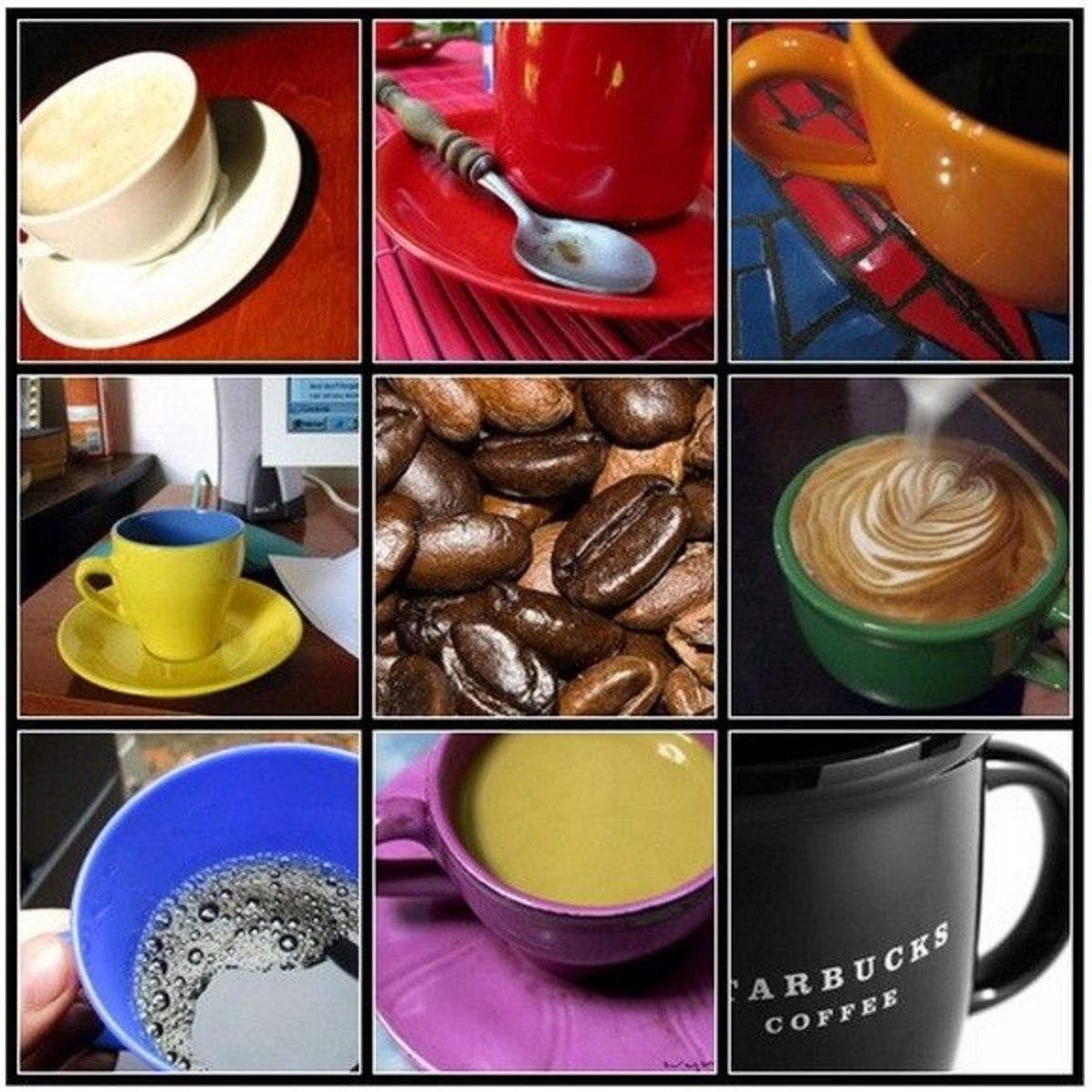Who Collects Coffee Mugs?