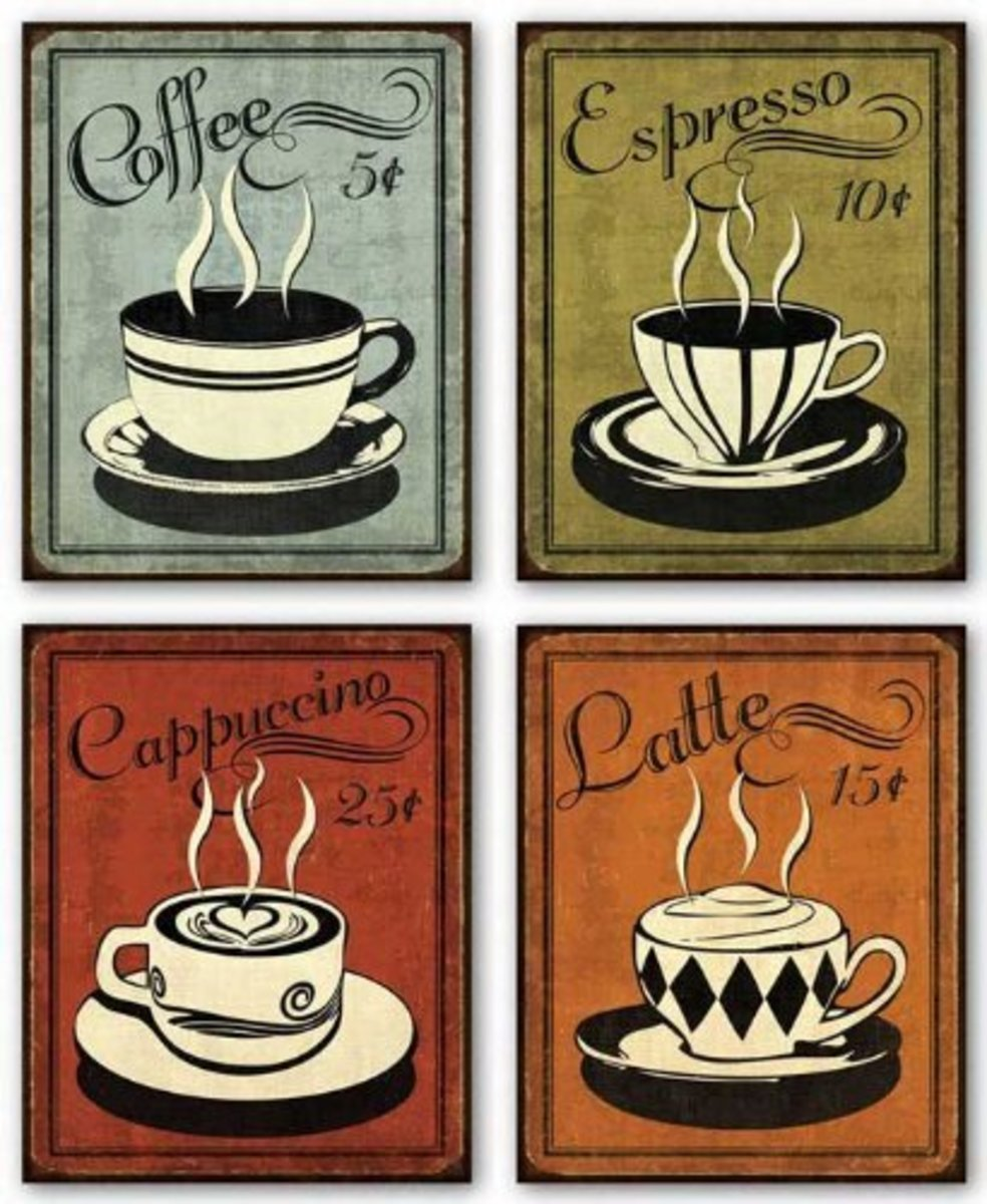 The World of Coffee
