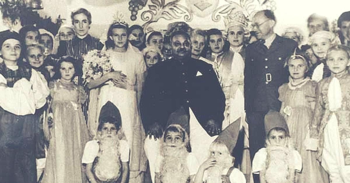 Maharaja Digvijaysinhji Ranjitsinhji Jadeja is called the 'Indian Oskar Schindler' for his selfless act of saving 1,000 Polish children during WWII.