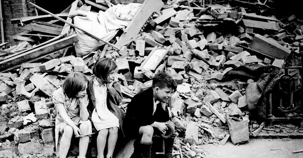 World War 2 devastated Poland, leaving thousands of children orphaned within the country.