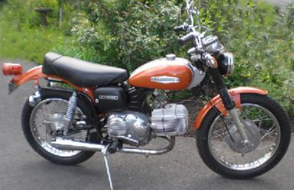 1969 Sprint 350cc
