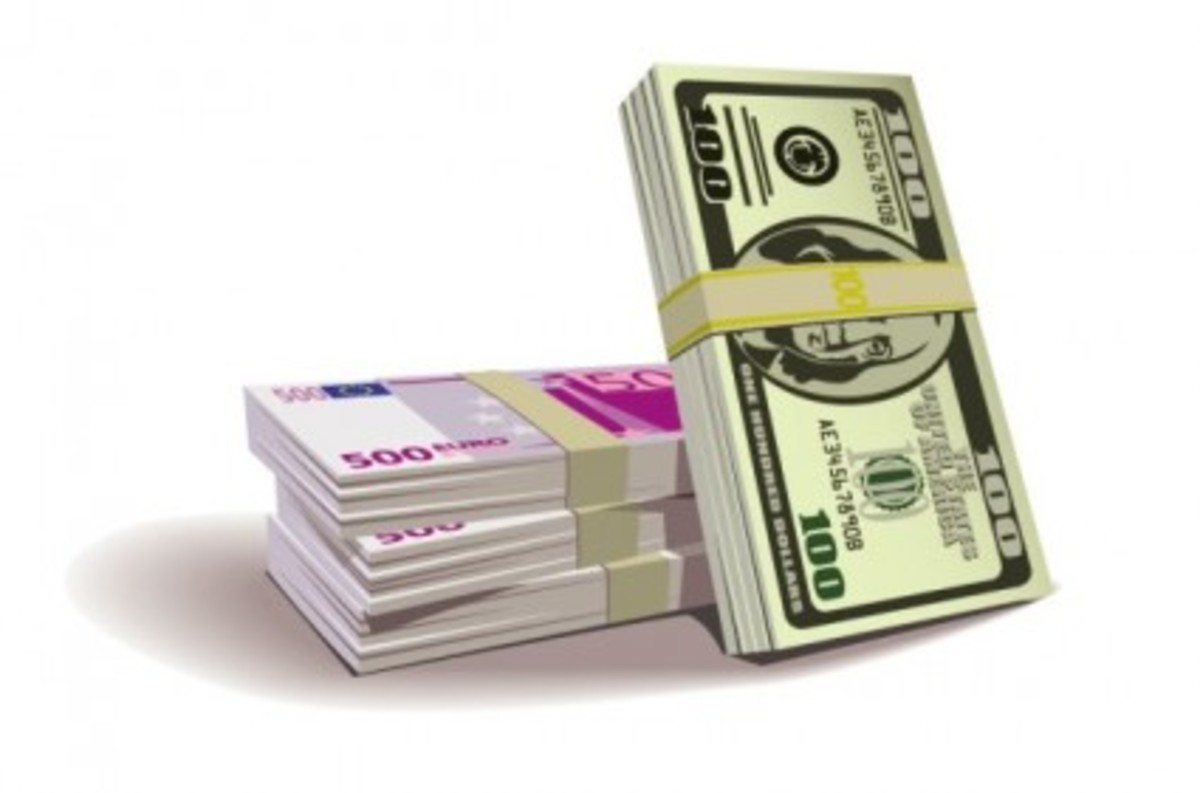 Dollars that yields personal and financial freedom