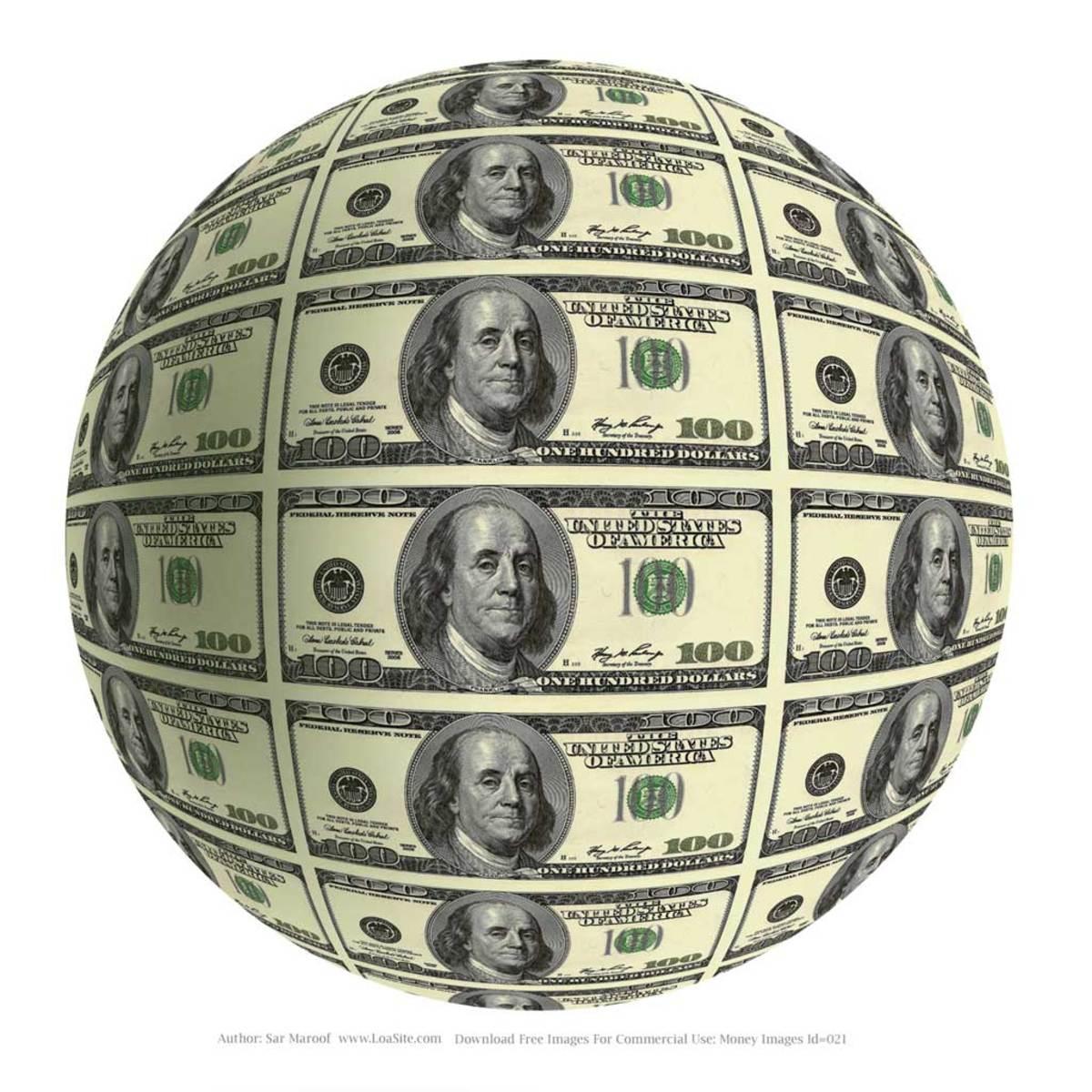 Dollar planet