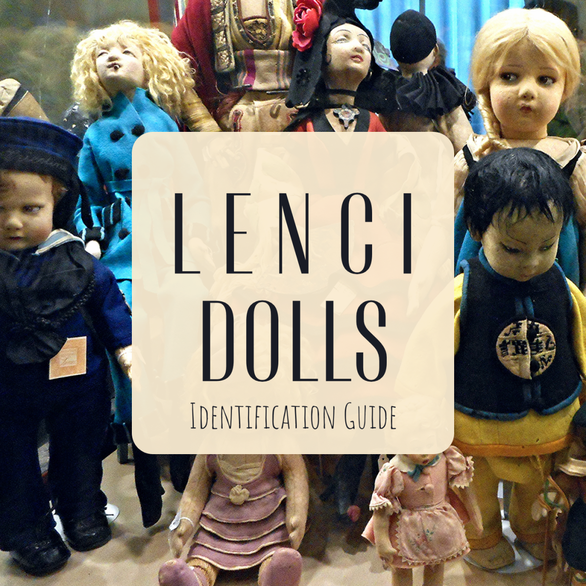 Learn about the beautiful dolls made by the skilled dollmaker known as Lenci.