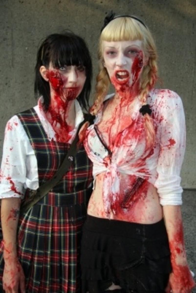 Teen Zombies