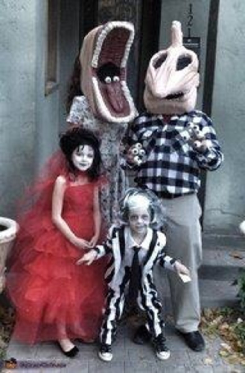 Beetlejuice Family