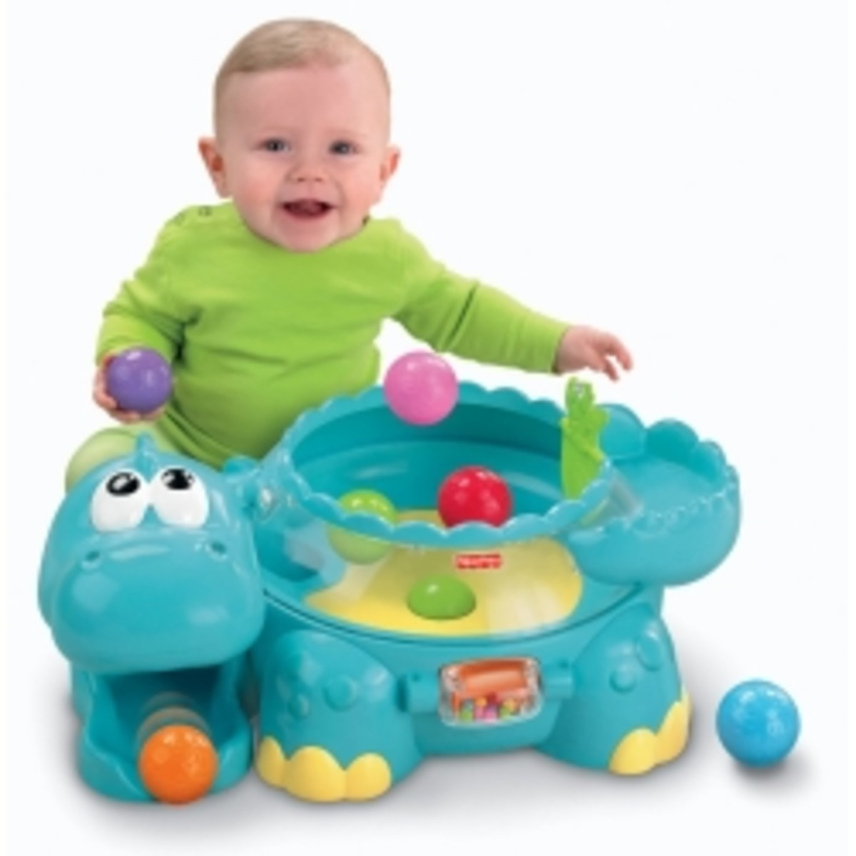 Fisher Price Poppity Pop Musical Dino: Best Toy for Babies and Toddlers