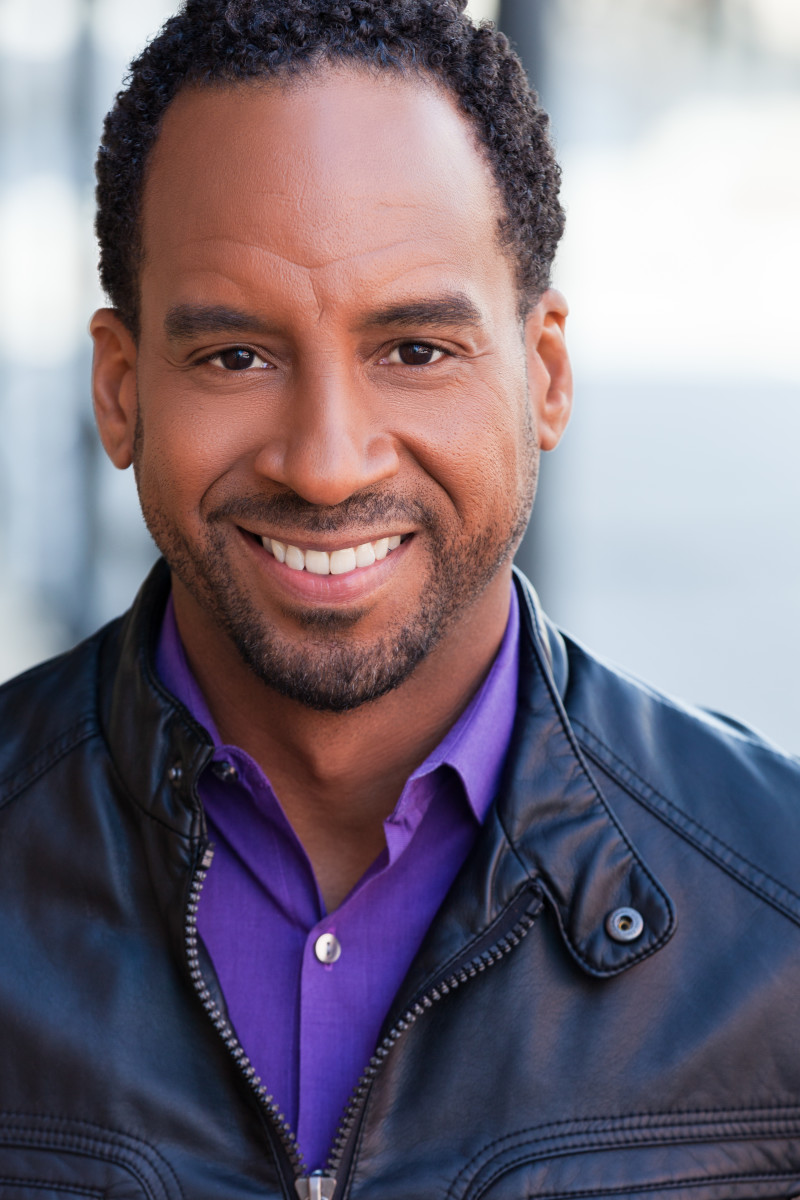 Actor/Media Personality & M.C., Christopher Martin