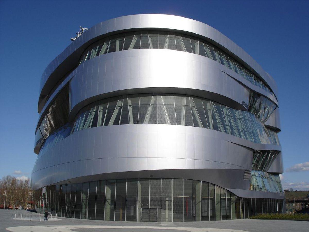 Mercedes Benz Corporate Headquarters