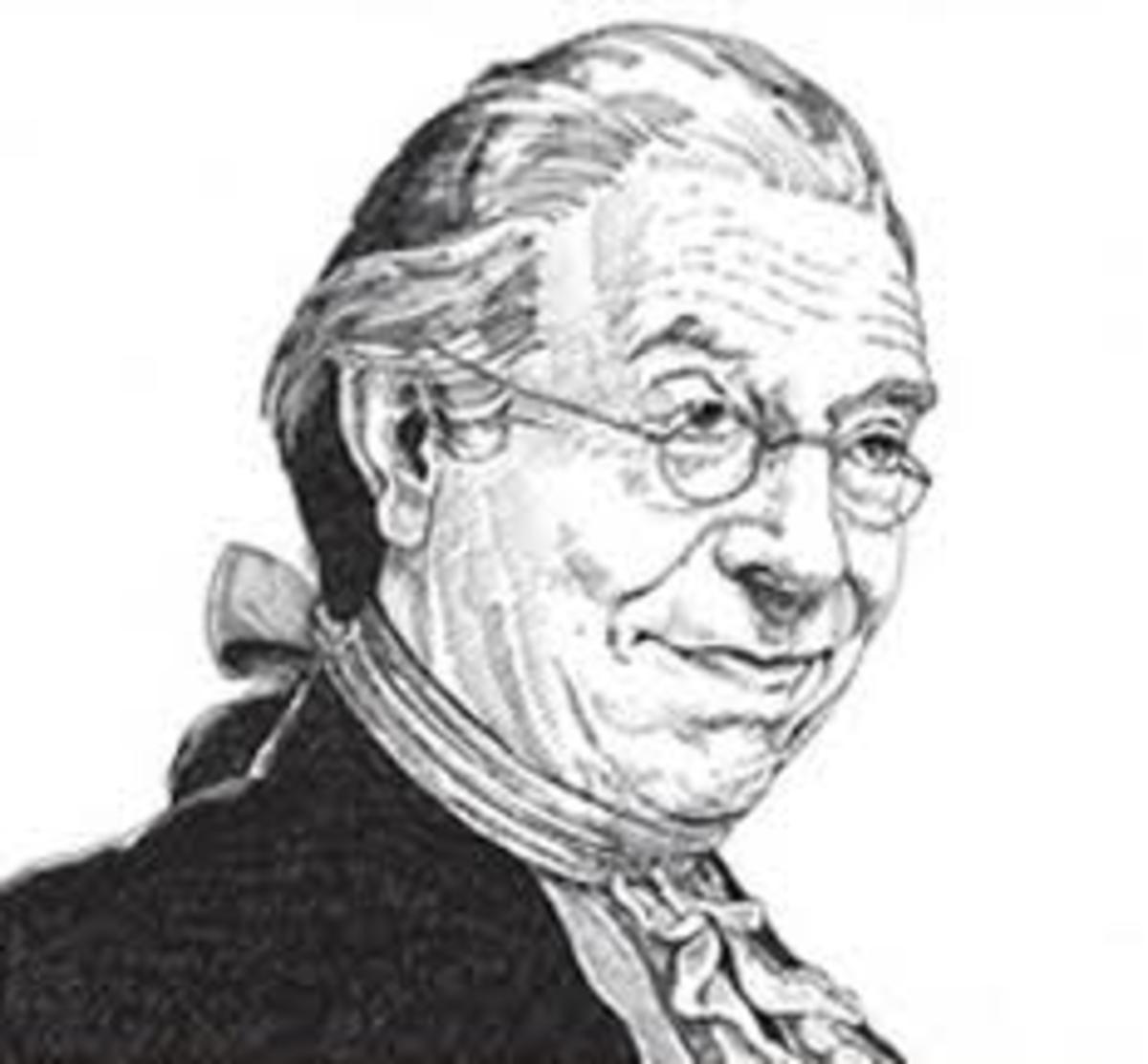 John Newbery, promoter of children's literature.