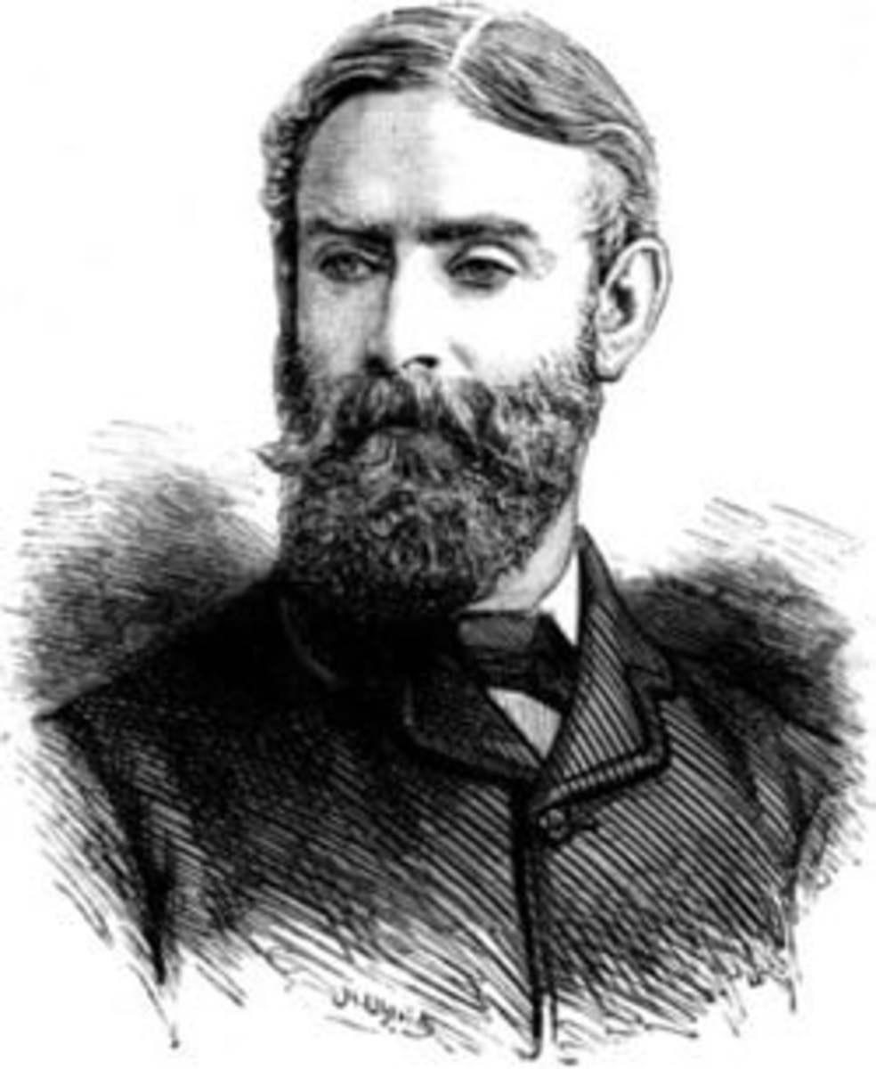 Randolph Caldecott, 19th century illustrator for whom the award is named