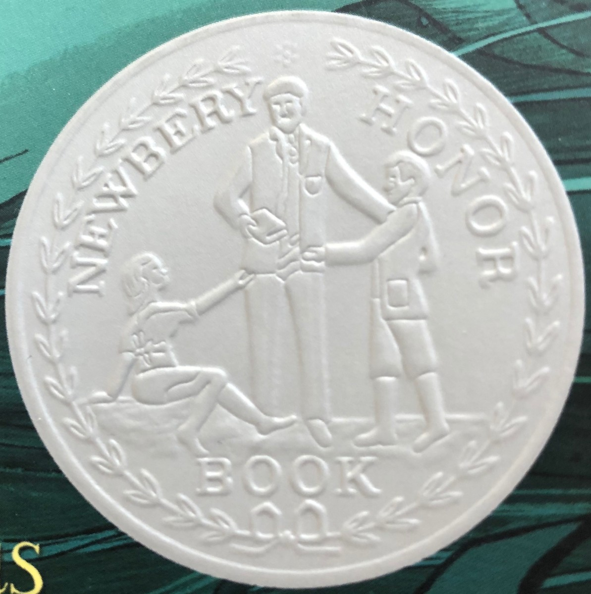 """Books that are 'runners-up"""" receive the award of a Newbery Honor Book."""