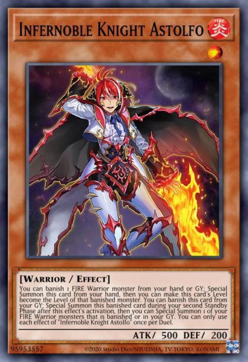 Infernoble Knight Astolfo