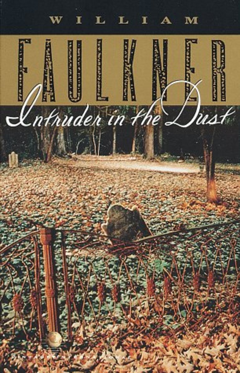 Though it is one of his lesser known novels, Intruder in the Dust is a mystery novel with tense moments in the night and corpses that keep disappearing.