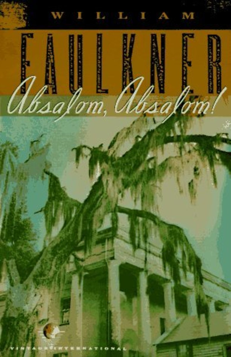 Perhaps Faulkner's most mature work, Absalom, Absalom! tells the story of Thomas Sutpen, who dreamed bigger than any other man in Jefferson, Mississippi.