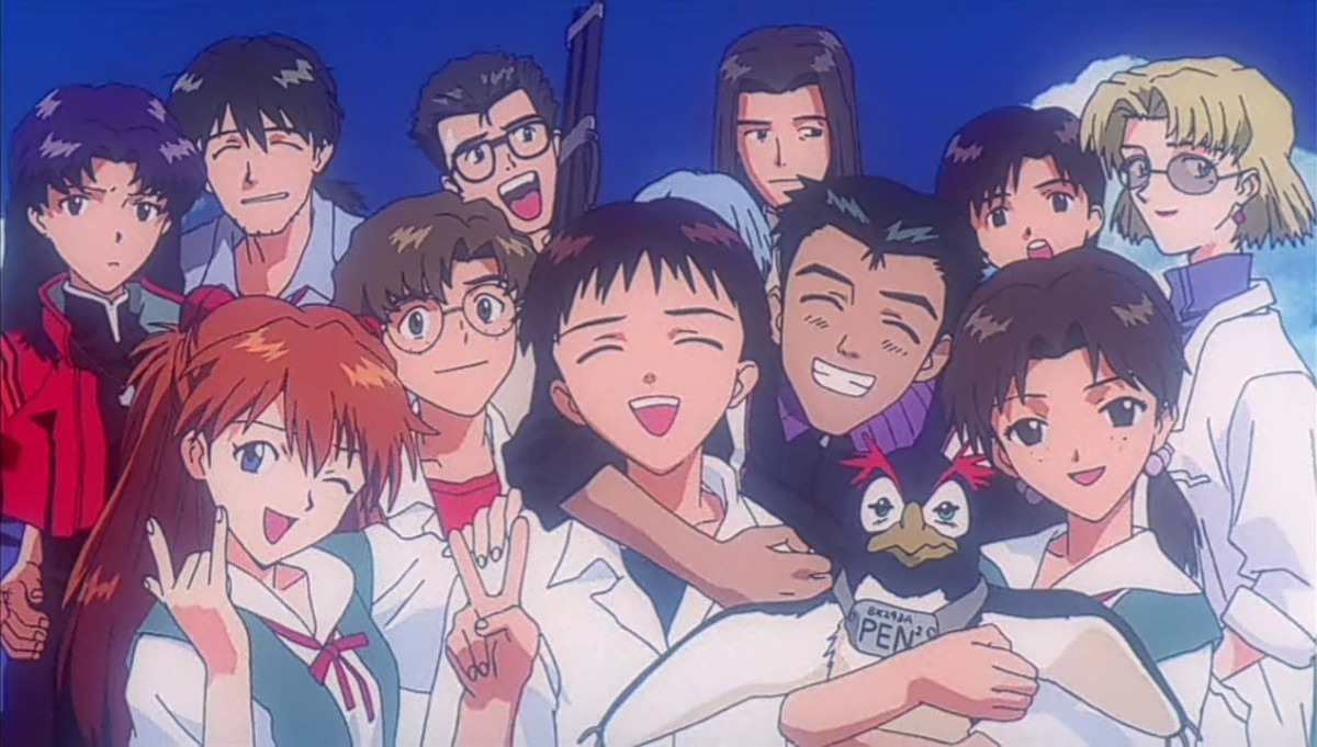 End of Evangelion by Hideaki Anno