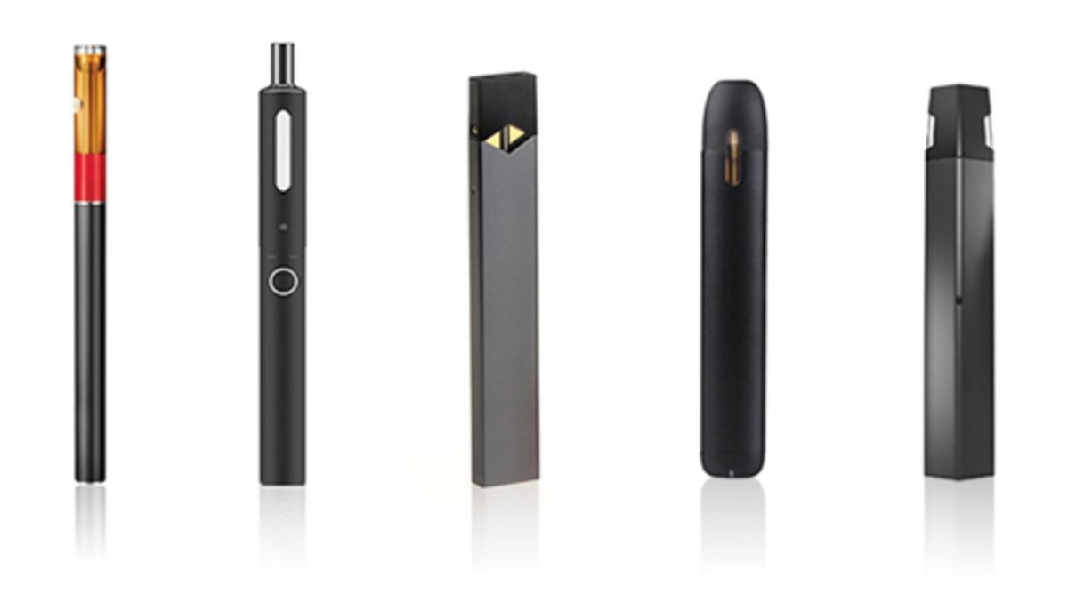 Vapes, electronic cigarettes