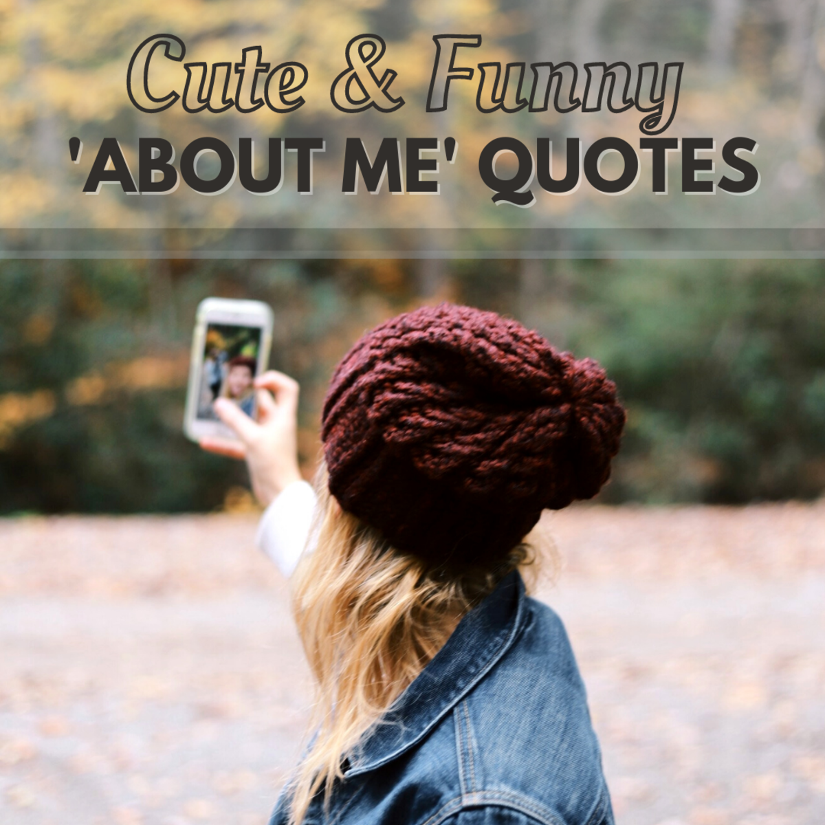 Need a quote for the 'About Me' section of your social media profile? Read on to find 200+ examples to inspire you!