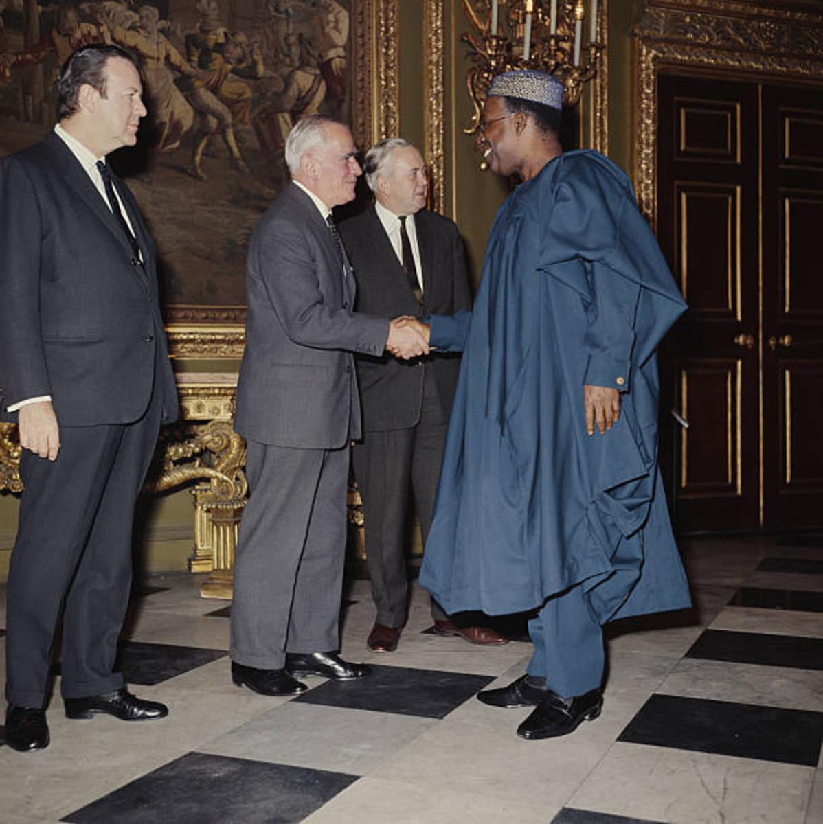 Chief Obafemi Awolowo, A political Leader