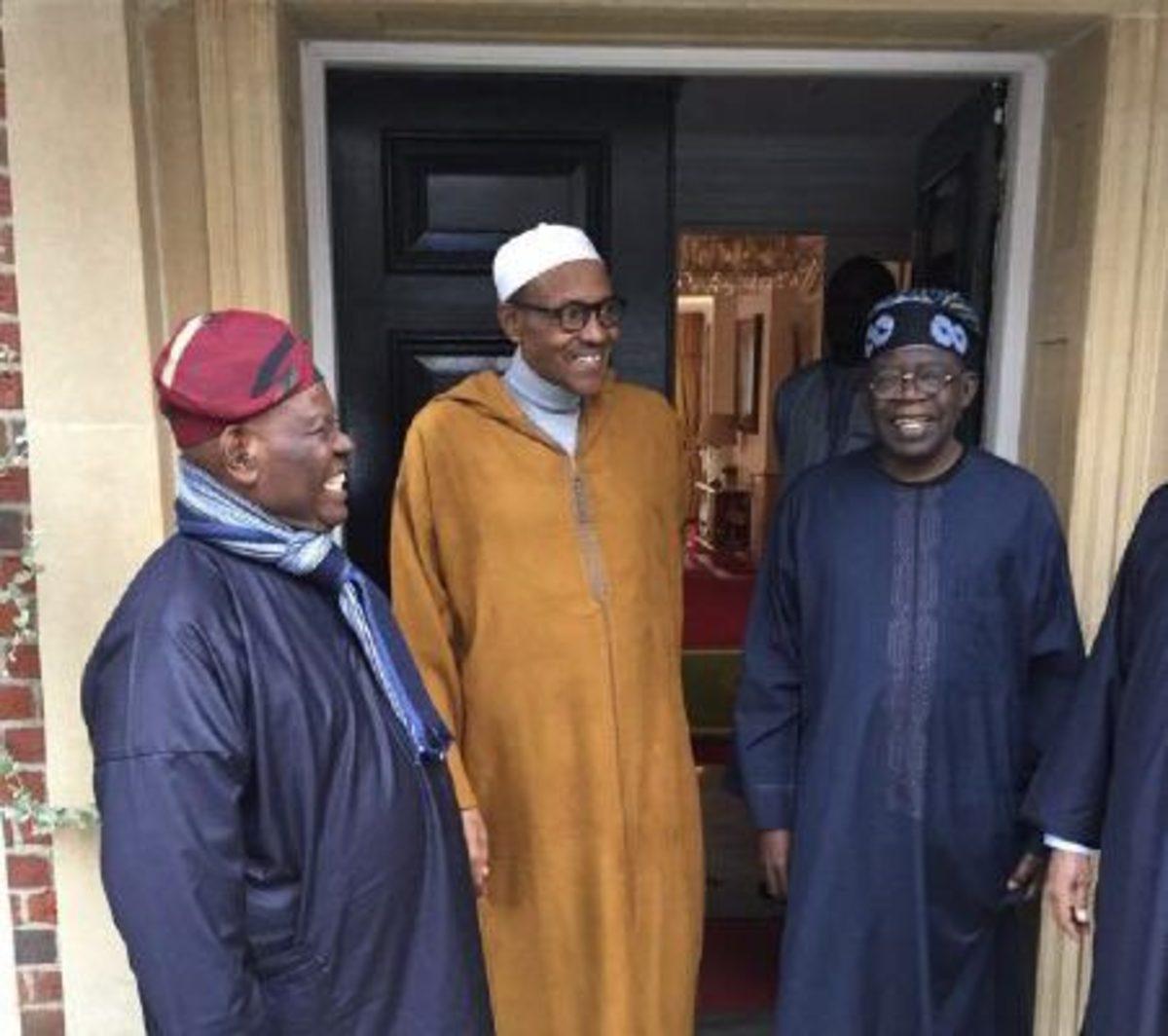 Nigerian Political Leaders