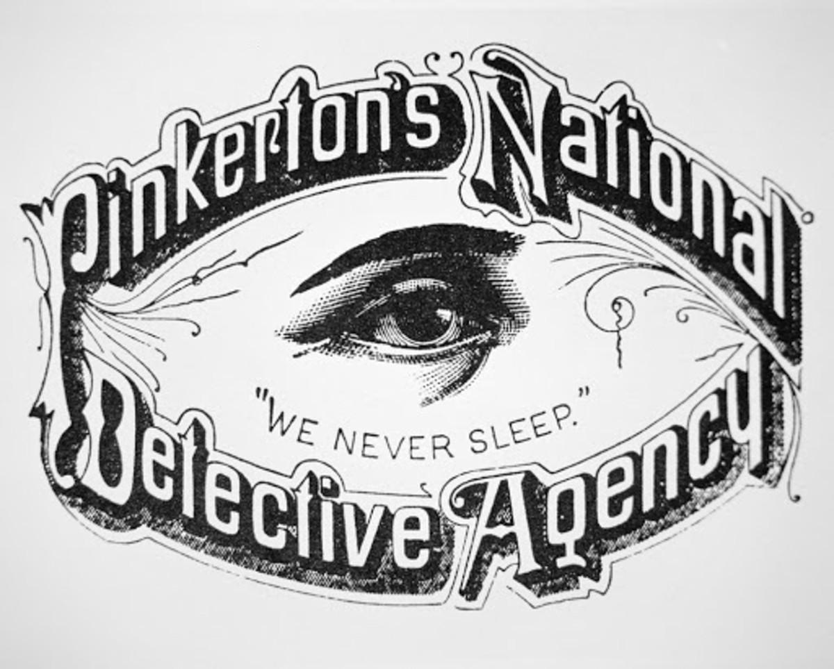 Pinkerton Company Logo
