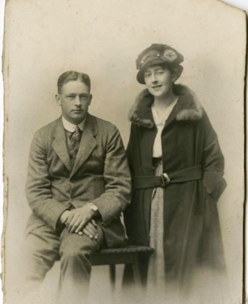 Agatha and Archie
