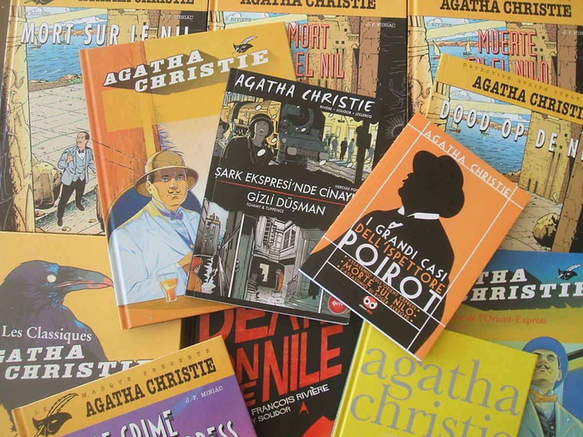 Agatha's Novels