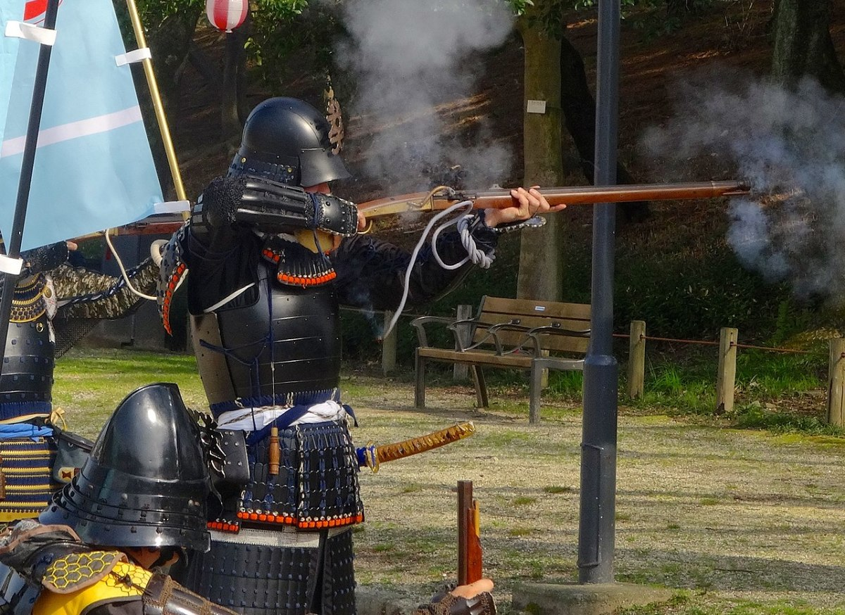 Hojutsu, the Firearm-Based Samurai Martial Arts