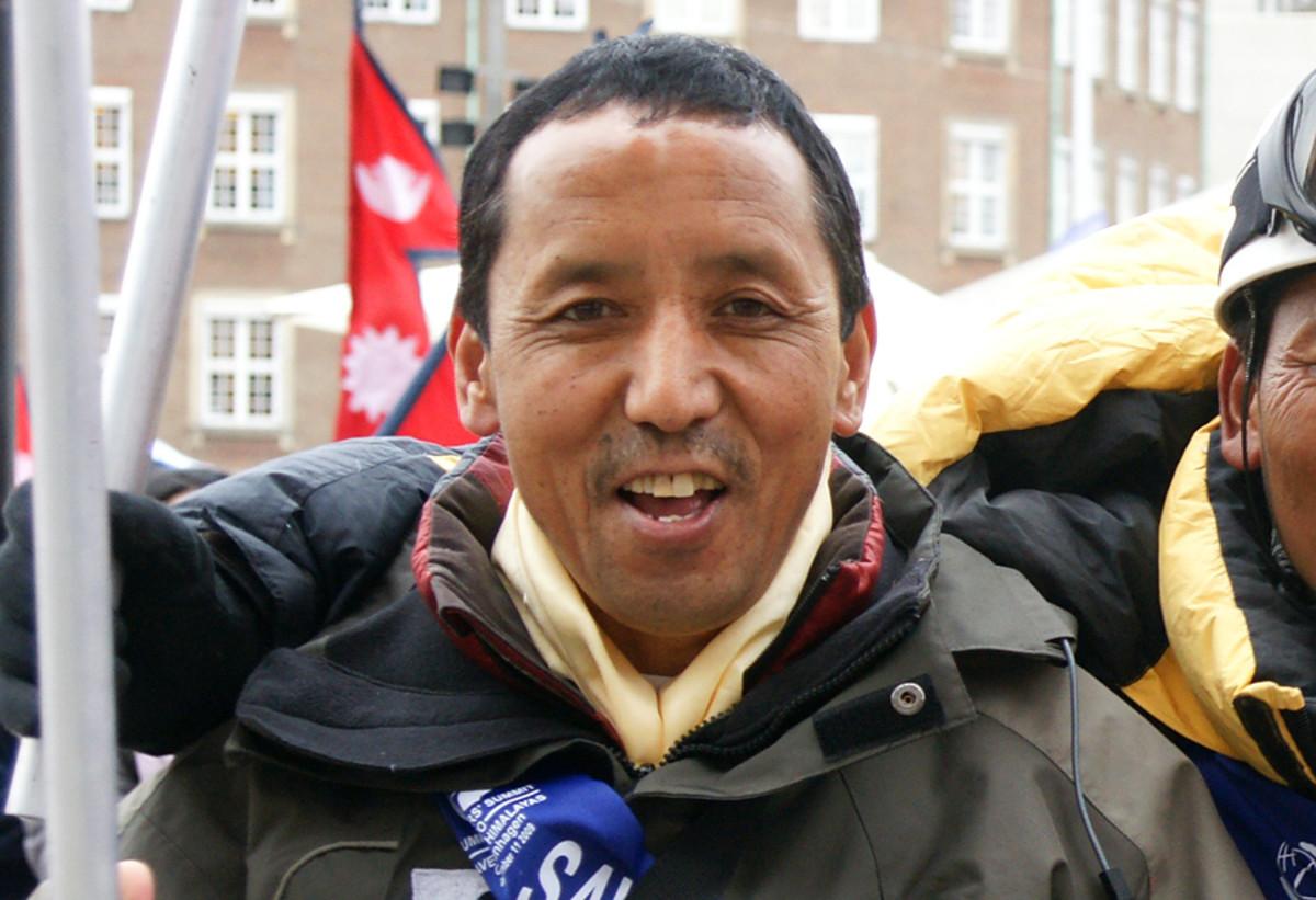 Apa Sherpa: The Sherpa who climbed Mount Everest 21 times