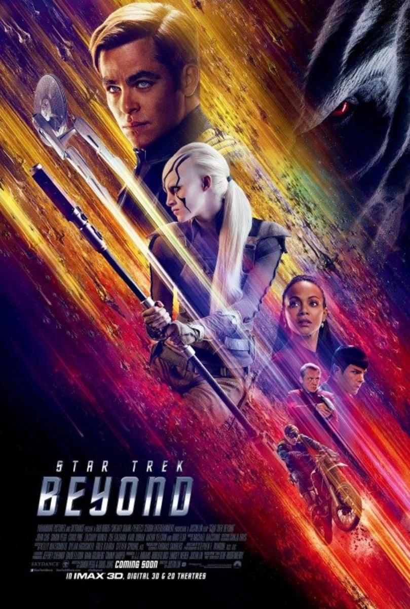 Star Trek Beyond (2016) Movie Review