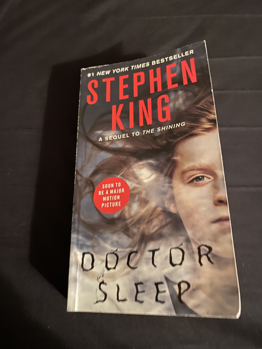 """Doctor Sleep"" by Stephen King"