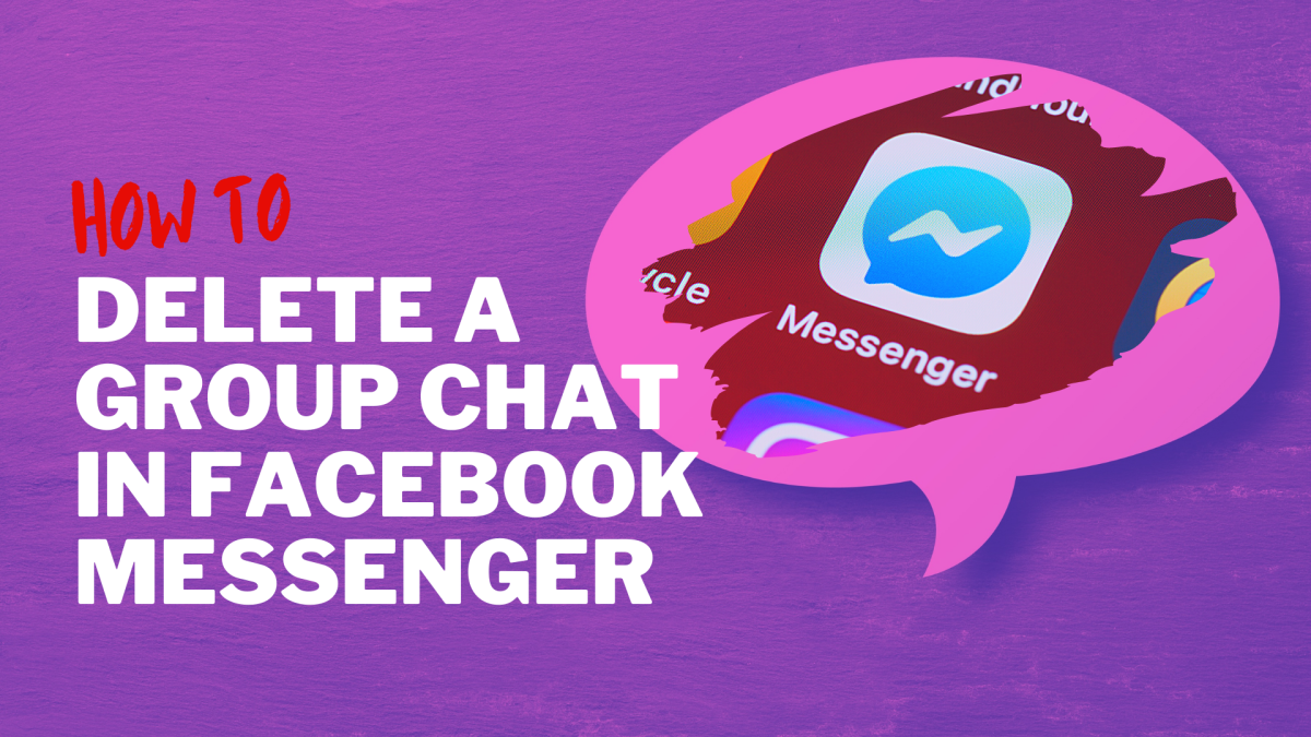 Find out how you can delete a group chat and permanently remove it from your Messenger Chat list.